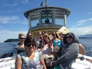 Comox Harbour Boat Tour