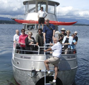 Comox Harbour Tours